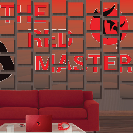 image background site The Red Master